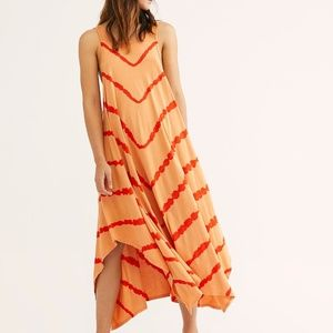 We The Free Free People Just The Thing Maxi Tee Ti